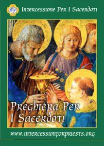 Preghiera Per I Sacerdoti