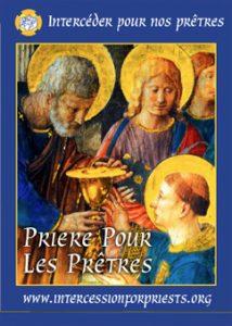 Priere Pour Les Pretres